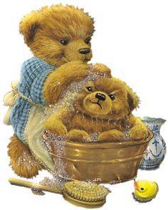 TEDDY BEAR GIF