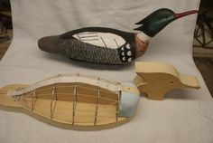 Heck Rice - Canvas Decoys -