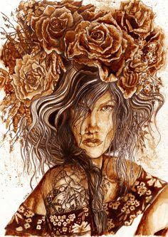 """Floral oddness.2"""