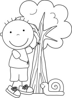 Boy Coloring Pages for Kids Awesome Color Pages for Kids Earth Day Boys Earth Day Coloring Pages, Tree Coloring Page, Coloring Pages For Boys, Earth Day Activities, Art Activities For Kids, Art For Kids, Earth Day Facts, Monster Truck Coloring Pages, Easter Bunny Colouring
