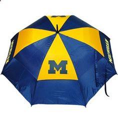 Golf Umbrella - Team Golf NCAA Umbrella, University of Michigan Wolverines