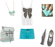 """bow"" by britney-rice on Polyvore"