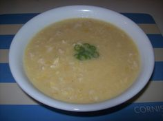 Thermomix Chicken and Corn soup