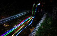 Neon Luminance Photography | Trendland: Fashion Blog & Trend Magazine