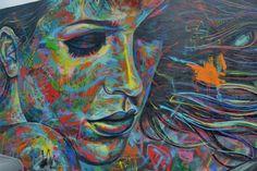 miami  wynwood  street art di  David Walker