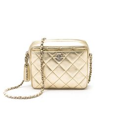 Mini Chain Shoulder Bag - Express sale at LXR & Co.