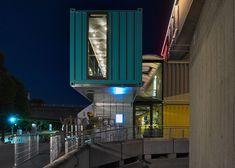 Wahaca container restaurant Softroom London 11