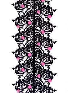 Love'd to have this Ruusutarha print curtains if boyfriend would approve...