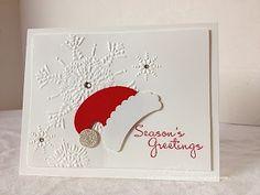 ARTfelt Impressions: Santa Hat Greetings