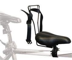 Child Bike Seat Front Mounted Top Tube Leco | eBay
