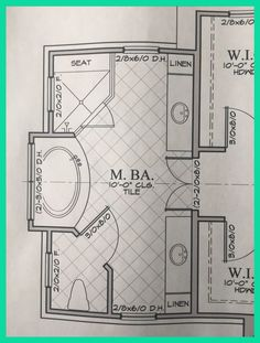 Master Bathroom Floor Plans with Walk In Closet . Master Bathroom Floor Plans with Walk In Closet . Master Bathroom Plans, Bathroom Floor Plans, Bathroom Ideas, Master Bathrooms, Bathroom Organization, Zen Bathroom, Master Baths, Bathroom Mirrors, Bathroom Cabinets