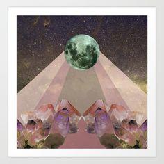 "photo: ""Full moon in Leo Moon artwork by Full Moon In Cancer, Full Moon In Sagittarius, Virgo, Digital Collage, Collage Art, Collages, Digital Art, Cosmos, Esoteric Art"