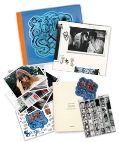 """Holiday gifts selection: """" Jane and Serge: A family album"""" by Taschen"""