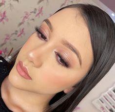 Makeup Tips, Hair Makeup, Hair Looks, Hair And Nails, Makeup Looks, Make Up, Eyes, Beauty, Beautiful