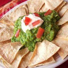 Dip de espárragos @ allrecipes.com.mx