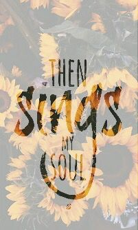 Then sings my soul My Savior God to Thee How great Thou art. Soul Tattoo, Then Sings My Soul, Silhouette Projects, Lds, Gods Love, Savior, Singing, Tattoos, Music