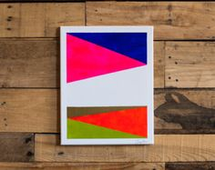color blocking painting - Google Search