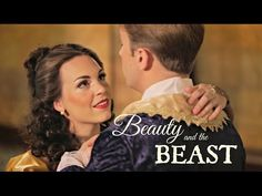 Beauty and the Beast - DISNEY Cover by Evynne & Peter Hollens - YouTube
