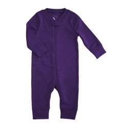 the zip romper - Only from Primary - Solid color kids clothes - No logos, slogans, or sequins - All under $25