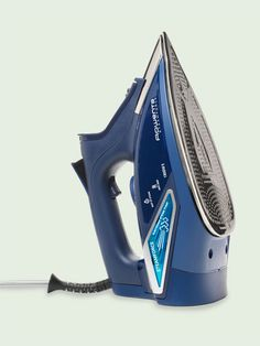 The burst that hisses from the German DW9280 Steamforce iron by Rowentasteam measures 210 grams per minute. So? You can use it vertically or horizontally to strip wallpaper, erase carpet dents, remove stickers—or even press your clothes. About $175 from rowentausa.com | Photo: Ted Morrison | thisoldhouse.com