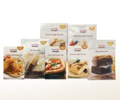 If you are living a gluten-free lifestyle, this convenient assortment offers great-tasting, simple products just for you!