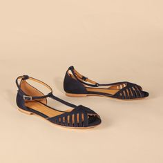 LILY Suede Navy | Emma Go My Emma, Long Toes, Your Shoes, Open Toe, Lily, Spring Summer, Flats, Heels, Leather