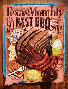 Texas Monthly (US)  Take a look at their logo... :D New cover Texas Monthly…