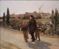 La Toussaint Jules Bastien-Lepage - Jules Bastien-Lepage — Wikipédia