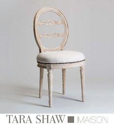 Tara Shaw Maison - Swedish Side Chair