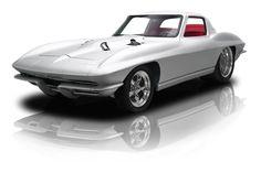 1967 Chevrolet Corvette Stingray Pro Touring Coupe 383 Twin Turbo V8