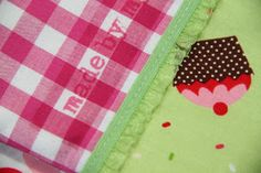 i love sewing!: etiketten/label selber machen