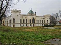 Castle in Veľké Uherce, Slovakia Temples, Mansions, History, House Styles, Home, Historia, Manor Houses, Villas, Ad Home