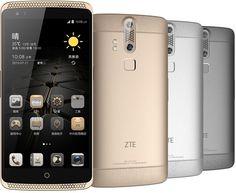 ZTE Axon Lux – видео обзор флагманского Андроид смартфона.