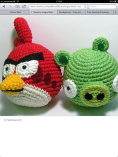 Need to learn crochet for these!