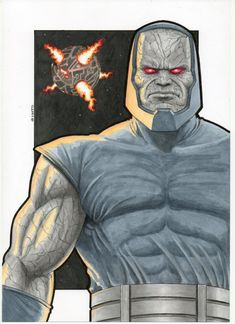 Darkseid - Peter Cleary