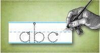 http://www.handwritingworksheets.com/ Zeer handige site om werkblaadjes voor schrijfmotoriek te maken