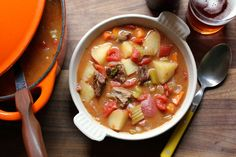 Dinner Deal: Rustic Beef & Tomato Stew. Feed a few or a crowd!