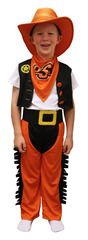 I wish Josh would let our feature kids wear this for Halloween!
