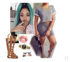 """✨"" by newtrillvibes ❤ liked on Polyvore featuring Rolex"