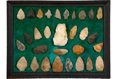 Arrowheads-childhood memories at my grandmother's ranch