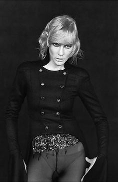 Cate Blanchett looking a lot like a young Julie Christie