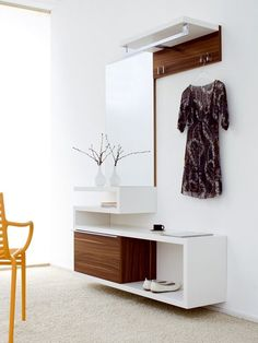 moderne flurmöbel garderobe flurgestaltung sudbrock möbelwerk