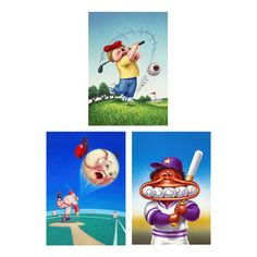Garbage Pail Kids Player 3 Pack now featured on Fab.