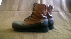 Bushcraft boots - Lundhags Park