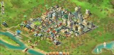 Review: Browsergame Rising Cities von Bigpoint