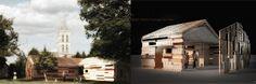 Smack / Proyecto de guarderías modulares en el medio rural / Concept for modular crèches in rural áreas - Archkids. Arquitectura para niños. Architecture for kids. Architecture for children.