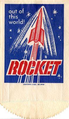 Rocket Ice Pop