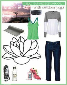 Stretch out the stress in Capri Yoga Jeans™ denim!