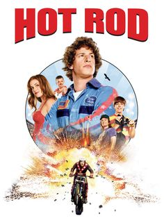 I thought you might be interested in this page from Amazon. Andy Samberg, Isla Fisher, Sissy Spacek, Bill Hader, Hot Rod Movie, Film Movie, Funny Sun, A Funny, Tv Series Online
