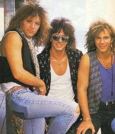 Jon, Richie, David ♥